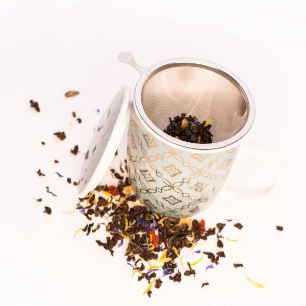 Ceașcă specială pentru ceai