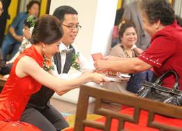 ceremonia ceaiului la nunta in china